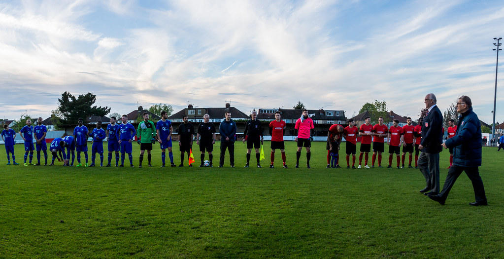 2018 Middlesex FA Premier Cup Final