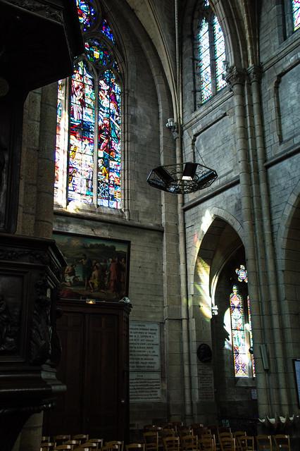 Basilique Notre Dame De D?livrance Interior 03