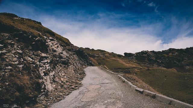 合歡山步道