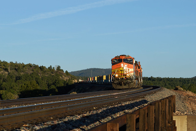 BNSF 4897, Williams Az.