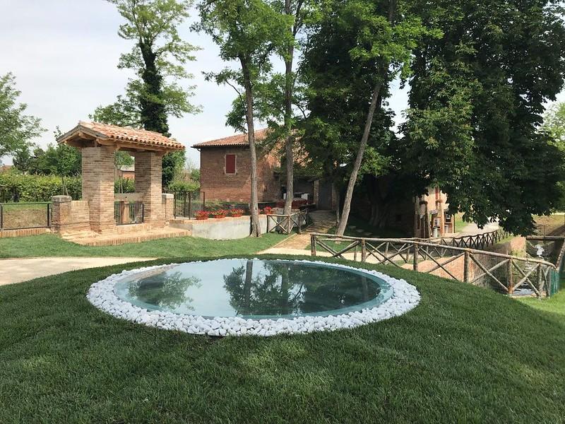 Scuole di Brisighella e Casola in visita al Molino Scodellino. Appuntamento a Castel Bolognese il 15 maggio nell'ambito della Settimana della bonifica