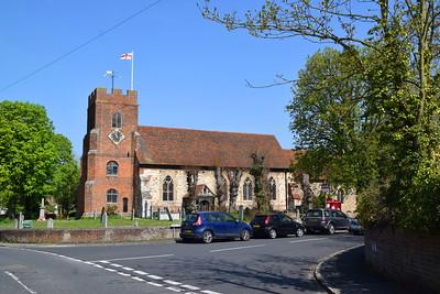 Bradwell St Thomas