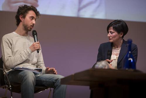 Rosaria Schifani all'Università del Dialogo