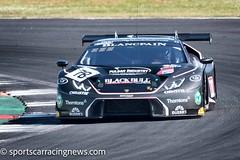 Barwell Motorsport Lamborghini Huracan GT3 Blancpain Endurance Series Silverstone 2018 Sportscar Racing News