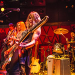 Tue, 08/05/2018 - 5:23pm - Belly (Tanya Donelly, Gail Greenwood, Thomas Gorman and Chris Gorman) is back in 2018, performing at Rockwood Music Hall in New York City and on WFUV Public Radio. 5/8/18 Photo by Gus Philippas