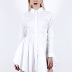 Absence of Colour Addie White Dress