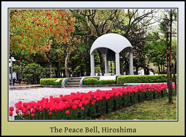The Peace Bell, Hiroshima Peace Park