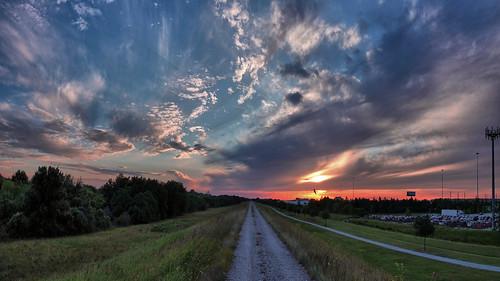 sonyrx10iv rx10m4 sunset
