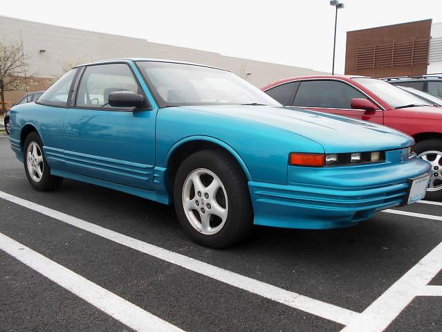 1995 oldsmobile cutlass supreme coupe