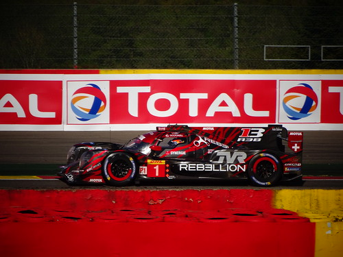 Rebellion r13 gibson lmp1 jani lotterer senna flickr - Rebellion r13 ...