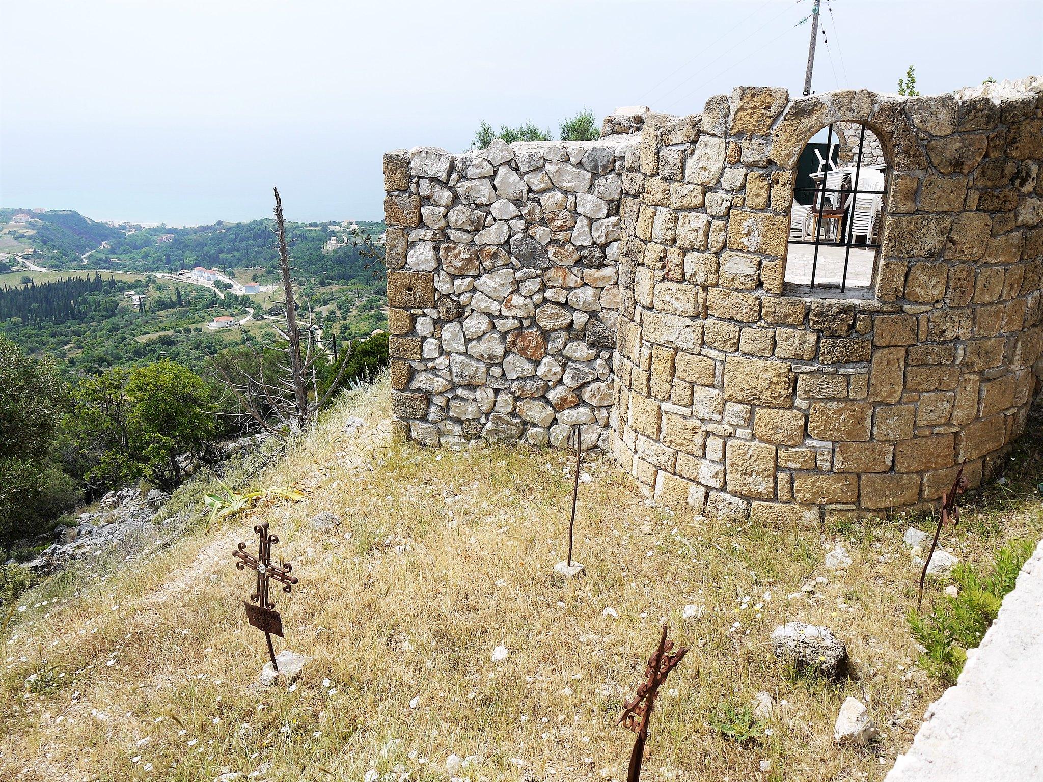 Church Ruins & Graves