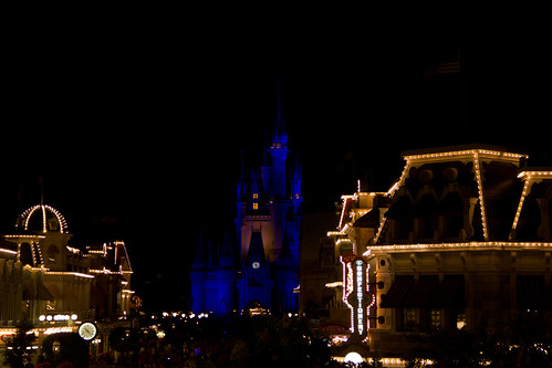 Main Street USA, Magic Kingdom | by Claudio.Ram