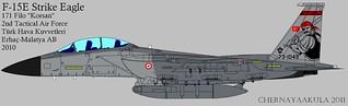 F-15E-TuAF-Korsan | by Motschke
