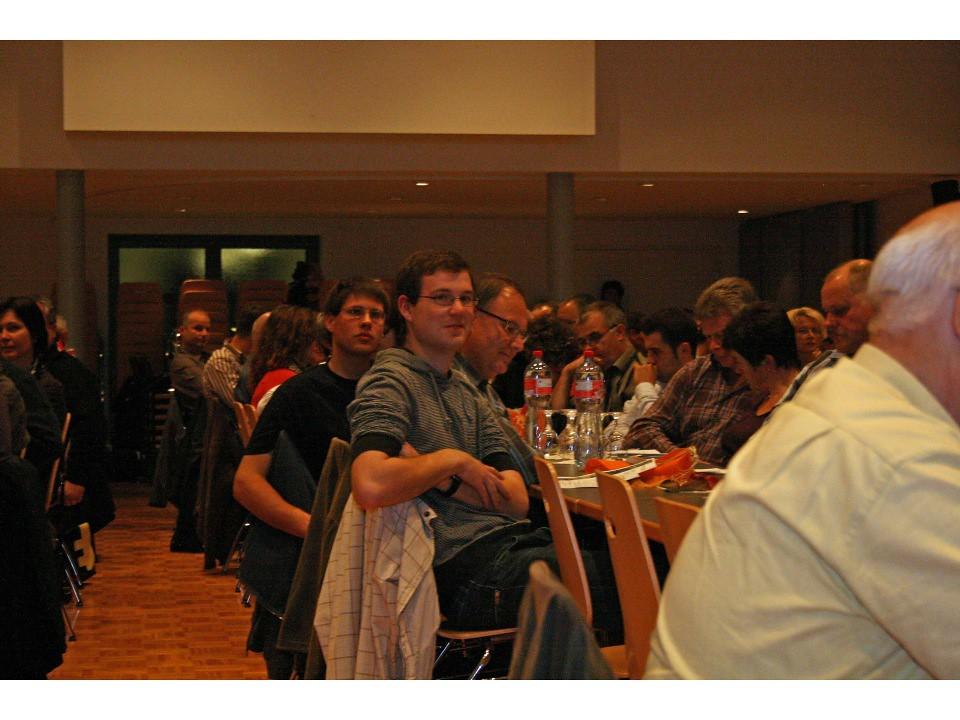 Gründungsversammlung 2010