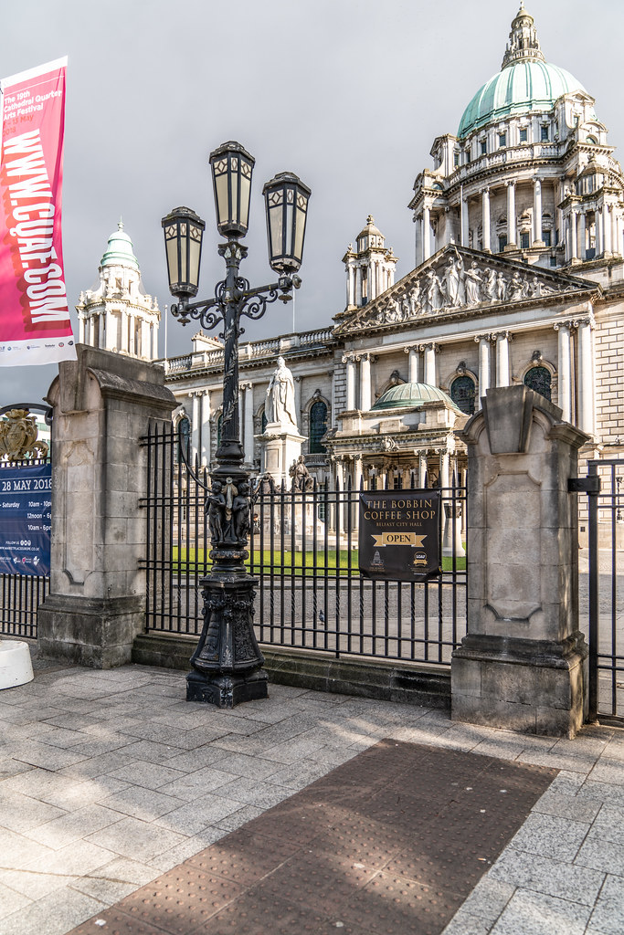 Belfast City Hall Photographed 14 May 2018 140046 Flickr