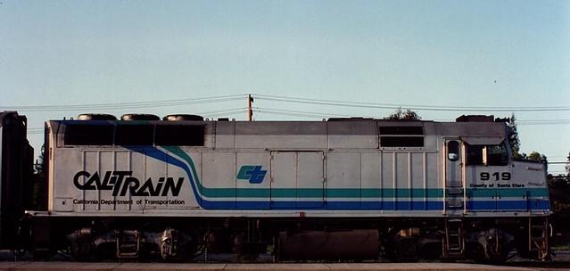 CalTrain 919