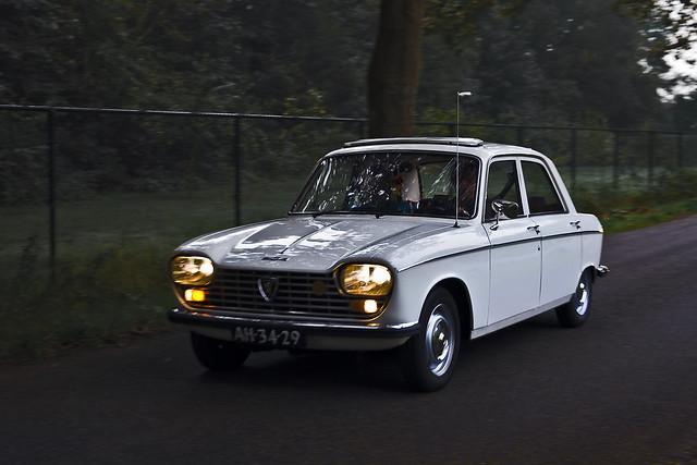 Peugeot 204 1972 (7995)