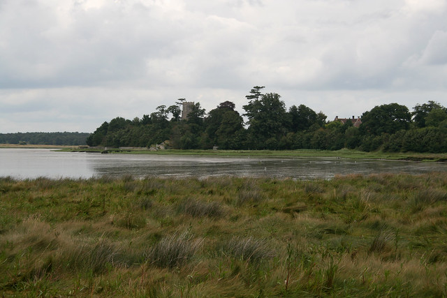 The River Alde near Iken