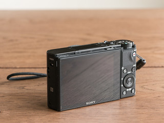 Sony RX100 MKIV   by BiGCoB