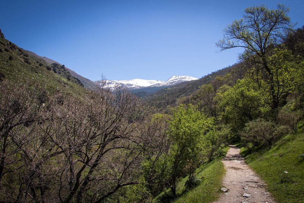 Sierra Nevada, Andalucía