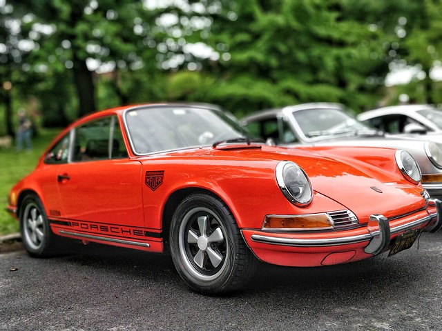Car Show Prospect Park in Brooklyn, NY - #Porsche