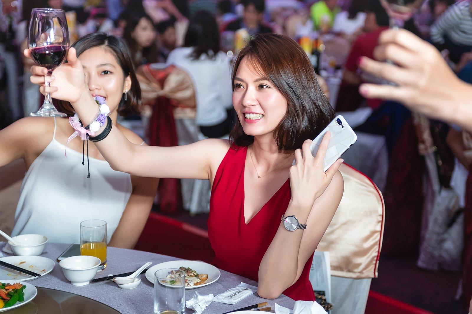 【婚攝】家瑋 & 佳汶 / 淡水福容大飯店