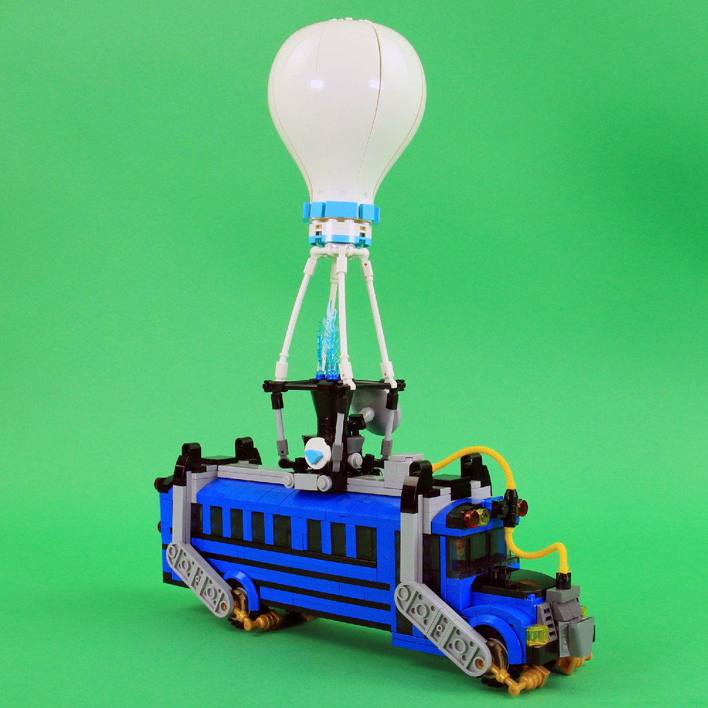 LEGO Fortnite Battle Bus