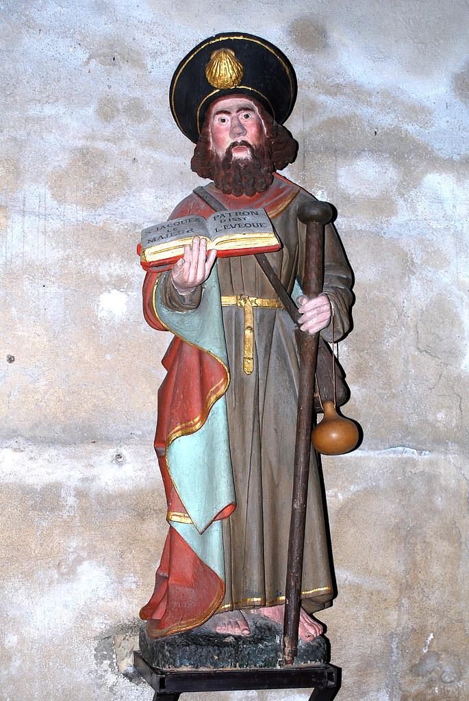"""Résultat de recherche d'images pour """"Saint Jacques le majeur"""""""
