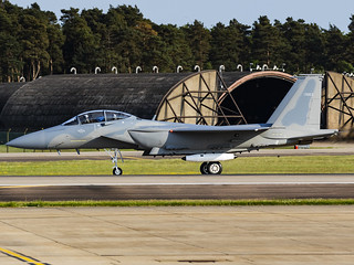Royal Saudi Air Force | Boeing F-15SA | 12-1063 | by MTV Aviation Photography