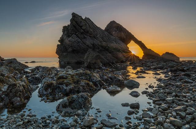 A Low Tide Sunrise ..