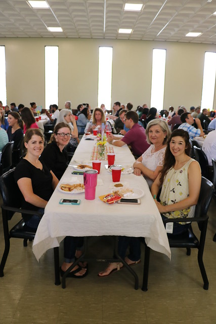 Employee Appreciation Lunch 2018