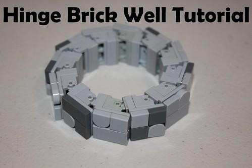 Hinge Brick Well Design