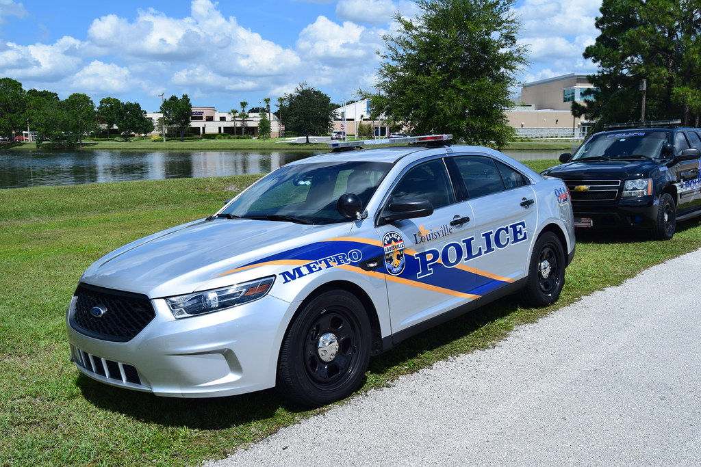 Ford Louisville Ky >> Louisville Ky Metro Police New Ford Police Interceptor Sed