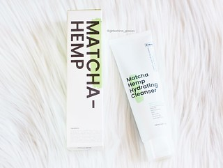Krave Beauty Matcha Hemp Hydrating Cleanser | by <Nikki P.>