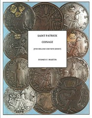 Saint Patrick Coinage book cover