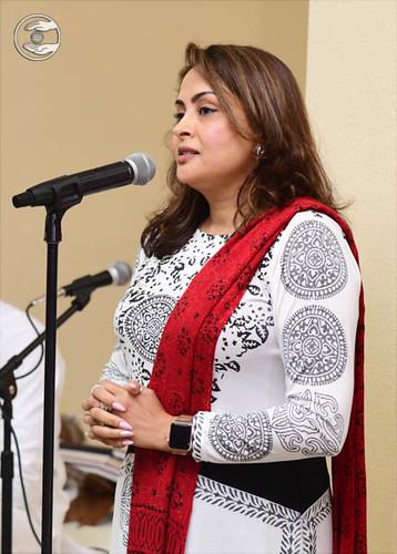 Preet Sahi, expresses her views