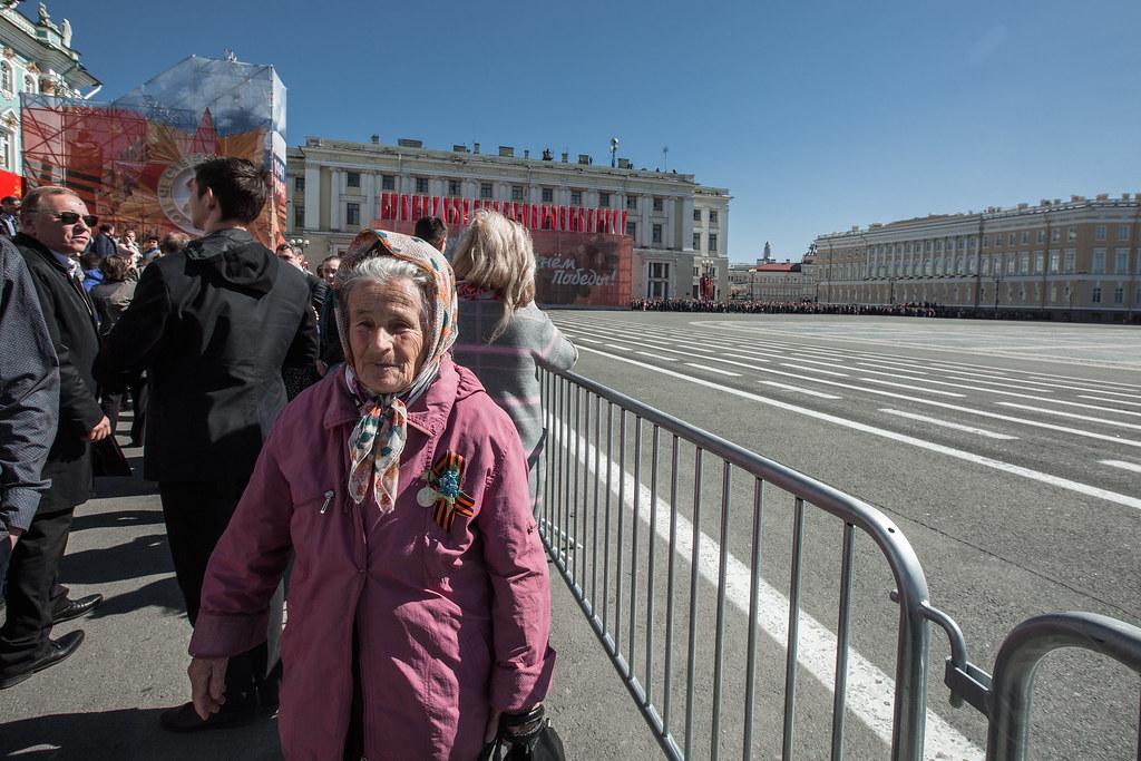 9 Мая 2018, Парад Победы в Санкт-Петербурге / 9 May 2018, The St. Petersburg Victory Parade
