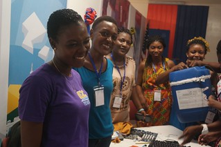 Female TechCamp Togo 2018 - Ateliers Lomé | by nanastech