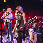 Tue, 08/05/2018 - 5:24pm - Belly (Tanya Donelly, Gail Greenwood, Thomas Gorman and Chris Gorman) is back in 2018, performing at Rockwood Music Hall in New York City and on WFUV Public Radio. 5/8/18 Photo by Gus Philippas