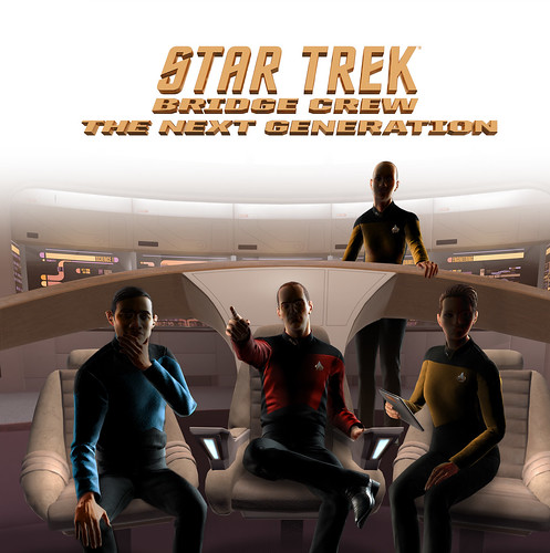 Star Trek: Bridge Crew The Next Generation | by PlayStation.Blog