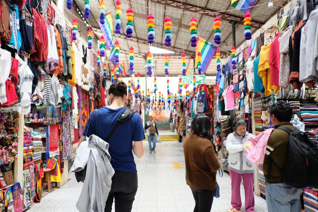 Mercado Central de San Pedro | 2 Days in Cusco