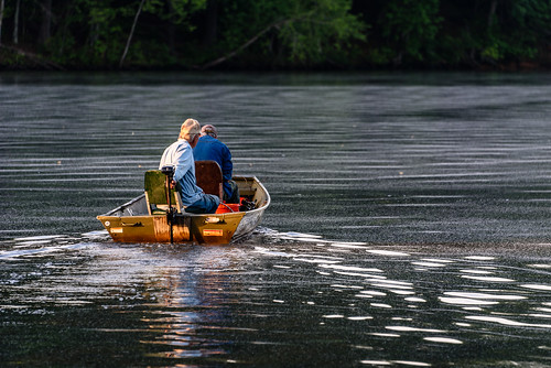 lake fishing carrboro universitylake chapelhill fisherman pollen outboard watersports rowboat