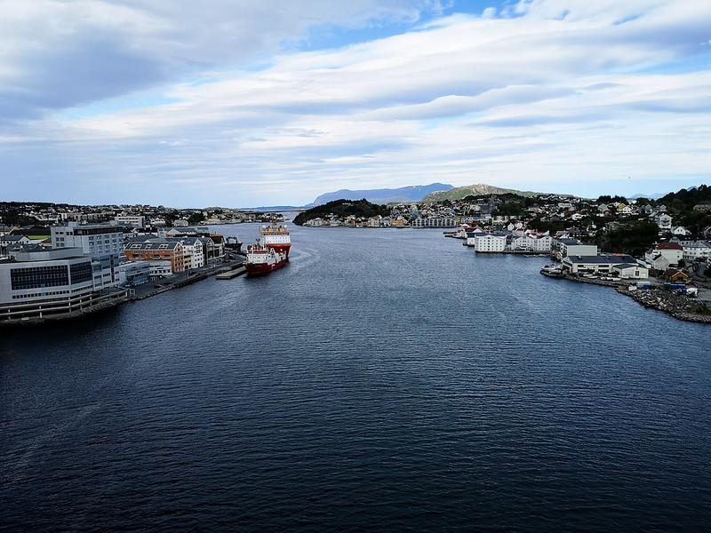 33-Utsikt fra Sørsundbrua