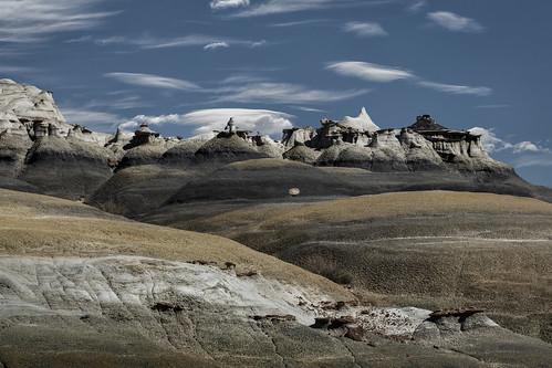 Bisti Hills