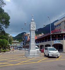 Big ben in Seychelles