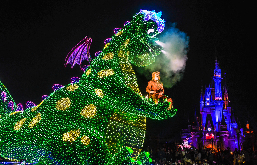Pete's Dragon Dreamlights TDL