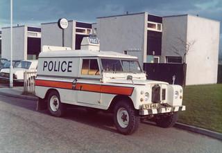 LWB Landrover LSY 648J,Lothians & Peebles Traffic Dept.Bathgate.Livingston 1974 | by landshark2084