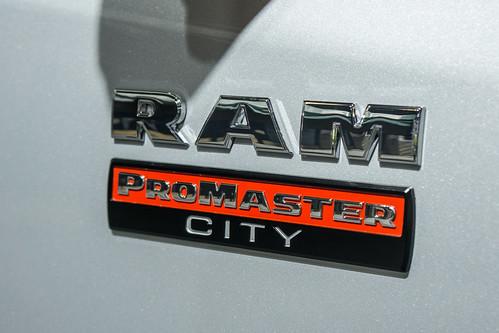 2018 RAM ProMaster City Photo