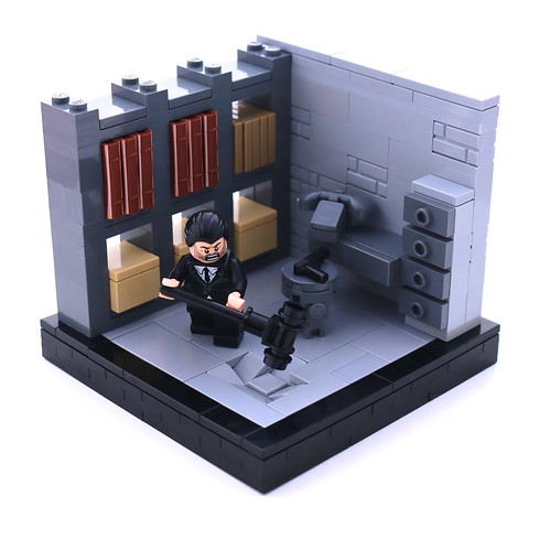 John Wick | 12x12 Build
