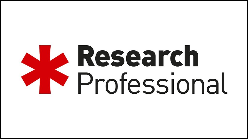 The University subscribes to the Research Professional database for funding opportunities